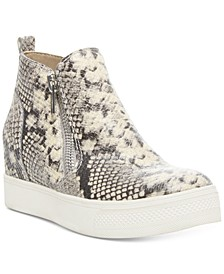 Women's Wedgie Wedge Sneakers