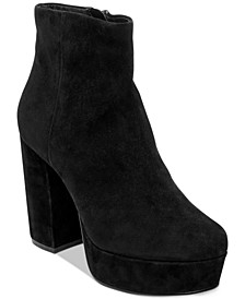 Women's Gratify Platform Booties