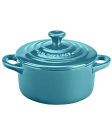 Le Creuset Stoneware Mini Round Cocotte