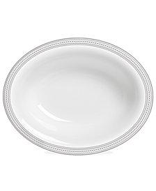 Vera Wang Wedgwood Dinnerware, Moderne Serving Bowl