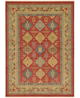 Harik Har2 Red 8' x 11' Area Rug