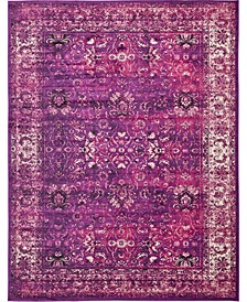 Linport Lin1 Lilac Area Rug Collection