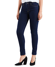 Levi's® Women's 721 High-Rise Skinny Jeans in Long Length