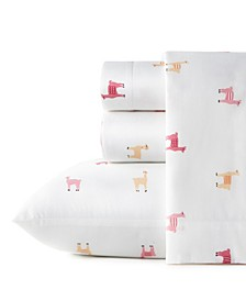 Miss Llama Twin Extra Long Sheet Set