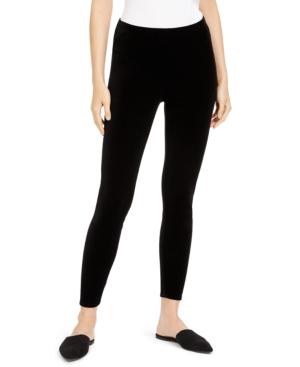 Eileen Fisher Pants VELOUR ANKLE LEGGINGS
