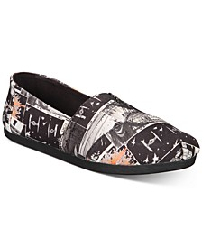 Women's Star Wars™ Alpargata Slip-On Flats from TOMS