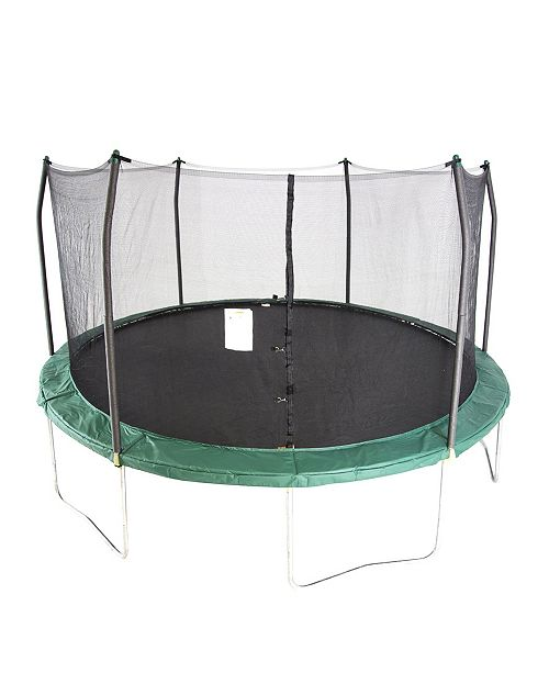 Skywalker Trampolines 15' Round Trampoline with Enclosure