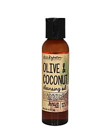 Olive and Coconut Oil Face Oil