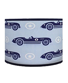Pam Grace Creations Vintage Like Race cars Lamp Shade