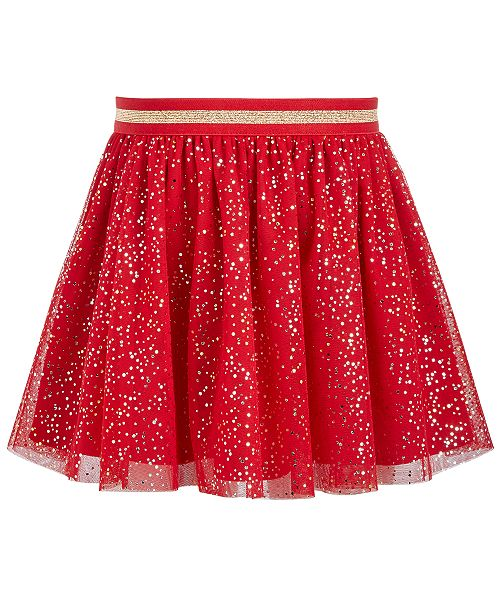 Epic Threads Toddler Girls Sparkle Skirt, Created For Macy's