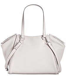 INC Hazell Studded Shoulder Bag, Created for Macy's