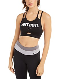 Women's Dri-FIT Just Do It Mid-Impact Sports Bra