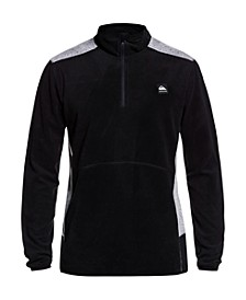 Mens Aker Half Zip Fleece