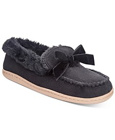 Moccasin Slippers, Created For Macy's