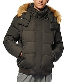Men's Clemont Down Jacket with Removable Hood