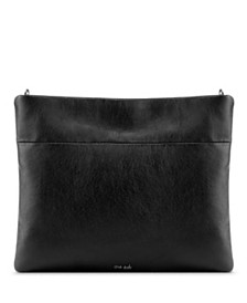 The Sak Tommy Leather Convertible Clutch