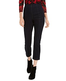 INC High-Waist Skinny Cropped Jeans, Created for Macy's