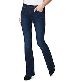 Mid-Rise Bootcut Jeans