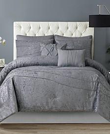 Julienne 5-Piece Comforter Set - Twin XL