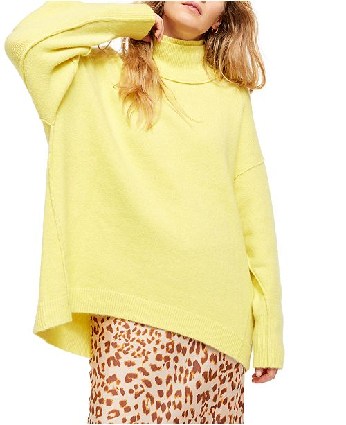 Free People Afterglow Tunic Sweater