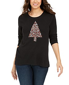 Holiday Tops, Regular & Petite Sizes, Created For Macy's