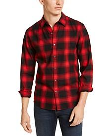Men's Slim-Fit Reed Plaid Shirt