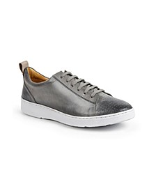 Perfed Toe 6 Eyelet Sneaker