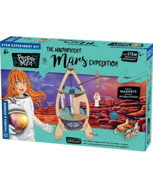 Thames & Kosmos Pepper Mint in The Magnificent Mars Expedition