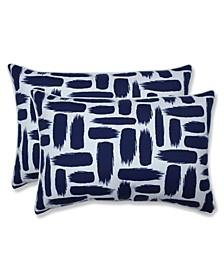 """Baja 16.5"""" x 24.5"""" Outdoor Decorative Pillow 2-Pack"""