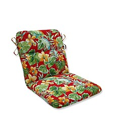 Beachcrest Poppy Rounded Corners Chair Cushion