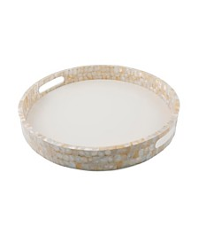 Thirstystone Mother of Pearl Tray