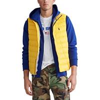 Polo Ralph Lauren Men's Packable Down Vest Deals
