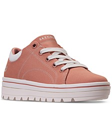Women's Street Cleat Bring It Back Casual Sneakers from Finish Line