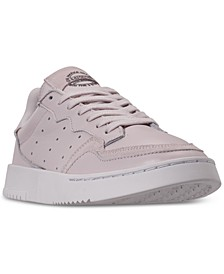 Women's Originals Supercourt Casual Sneakers from Finish Line