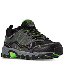 Fila Little Boys' At Peake 21 Trail Running Sneakers from Finish Line