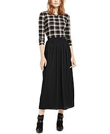 Amato Pleated Skirt