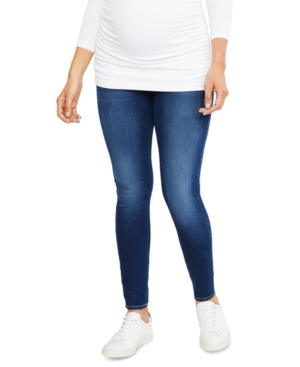 7 For All Mankind Secret Fit Belly B(Air) Skinny Maternity Jeans