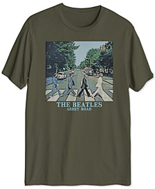 Beatles Abbey Road Men's Graphic T-Shirt