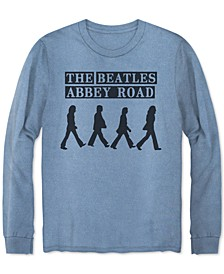 Long-Sleeve Beatles Abbey Road Men's T-Shirt
