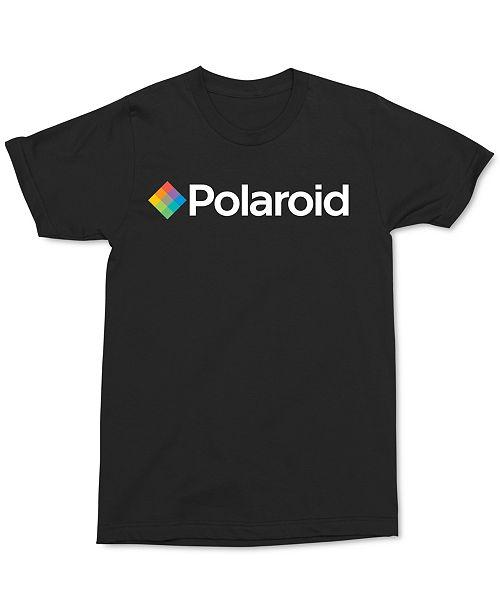Changes Polaroid Men's Graphic T-Shirt