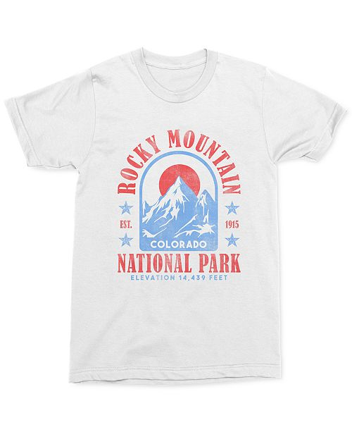 Changes Rocky Mountains Men's Graphic T-Shirt