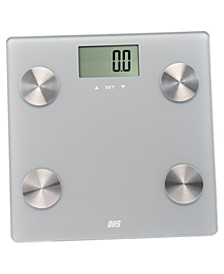 Optima Home Scale Figure BMI Bathroom Scale