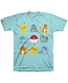 Pokémon Big Boys Ready for Battle T-Shirt