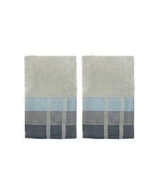 Fairfax 2-Pc. Hand Towel Set