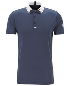 BOSS Men's Slim-Fit Golf Polo Shirt