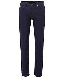 BOSS Men's Delaware 3 Travel Slim-Fit Jeans