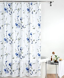 "Charlotte 72"" x 84"" Extra Long Shower Curtain"