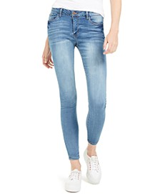 Juniors' Mid-Rise Stretch Jeans