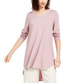 High-Low Tunic, Regular & Petite, Created For Macy's