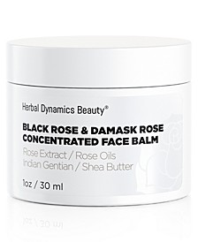 Black Rose and Damask Rose Concentrated Face Balm